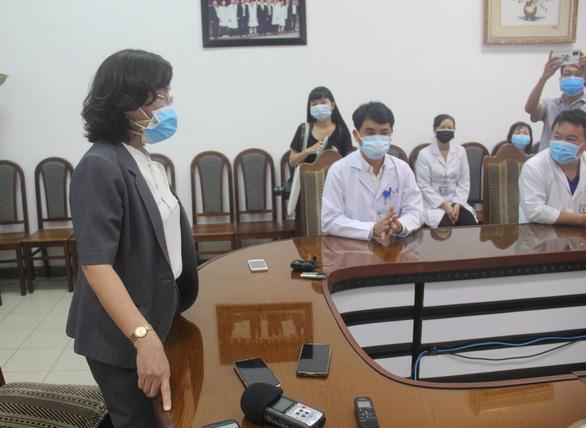 Giám đốc Sở Y tế Đà Nẵng xin rút khỏi khen thưởng thành tích chống dịch COVID-19 - Ảnh 1.