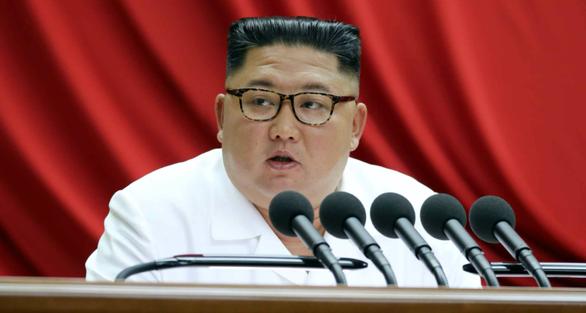 Ông Kim Jong Un lại vắng mặt 3 tuần, không kỷ niệm 4 năm nắm quyền - Ảnh 1.