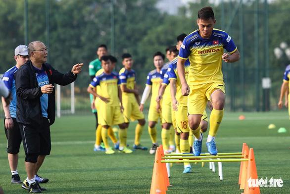 Ngày mai 1-7, đội tuyển U22 Việt Nam hội quân chuẩn bị cho SEA Games 31 - Ảnh 1.
