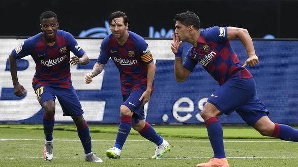 Vòng 33 Giải vô địch Tây Ban Nha (La Liga): Barca run rẩy bước vào đại chiến - Ảnh 1.