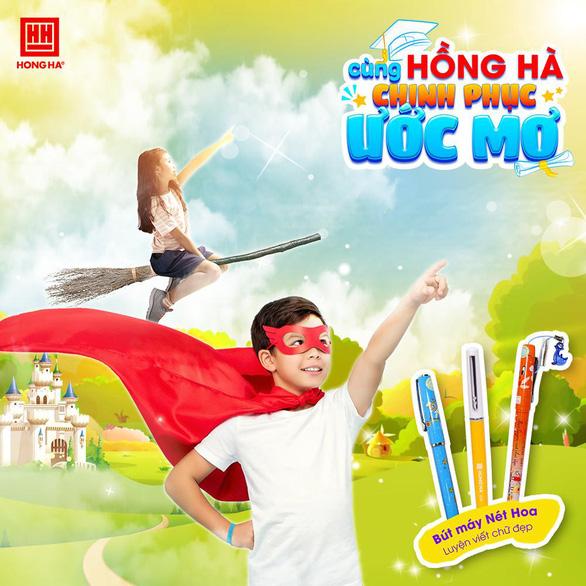 Sống trọn ước mơ tuổi thơ với cuộc đua Chinh phục Nét Hoa diệu kỳ - Ảnh 3.