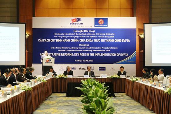 Cam kết giải quyết cho nhà đầu tư, chuyên gia vào Việt Nam chỉ trong một ngày - Ảnh 1.