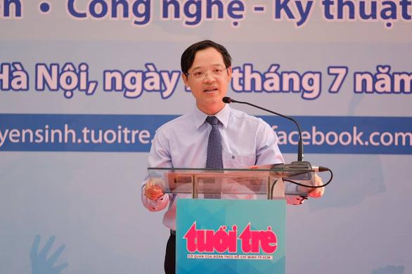 Ông Trương Anh Dũng làm tổng cục trưởng Tổng cục Giáo dục nghề nghiệp - Ảnh 2.