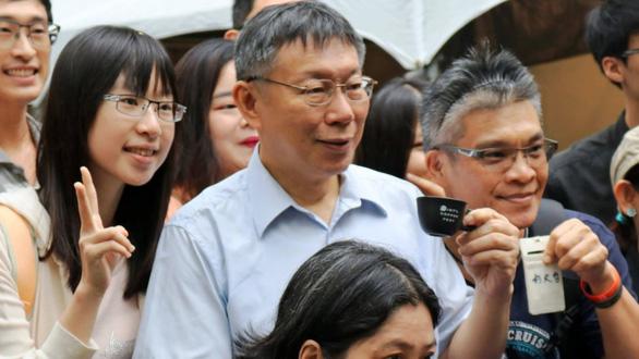 Khảo sát: 73% dân Đài Loan không xem chính phủ Trung Quốc là bạn - Ảnh 1.