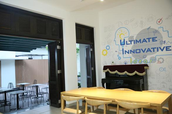 ĐH Kinh tế TP.HCM mở khách sạn 3 sao cho sinh viên thực hành - Ảnh 1.