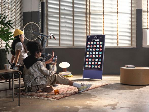 Samsung dẫn đầu xu thế với dòng LifestyleTV mới - Ảnh 3.