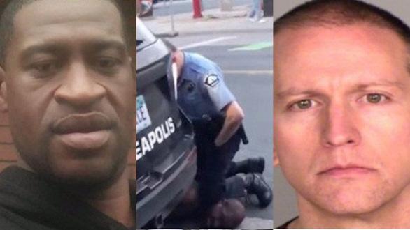 Truy tố cả 4 cảnh sát vụ ghì chết George Floyd, gia đình Floyd vui buồn lẫn lộn - Ảnh 1.