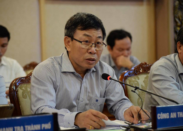 Vụ CSGT Tân Sơn Nhất bị tố đòi tiền người vi phạm: Trung úy M. chưa thừa nhận - Ảnh 1.