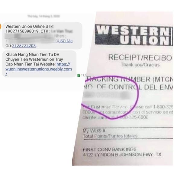 Bộ Công an cảnh báo thủ đoạn lừa mới: Mua online trả tiền trước qua Western Union - Ảnh 1.