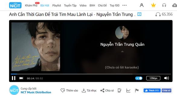 Nguyễn Trần Trung Quân đầy tâm trạng trong MV hoạt hình mới - Ảnh 1.
