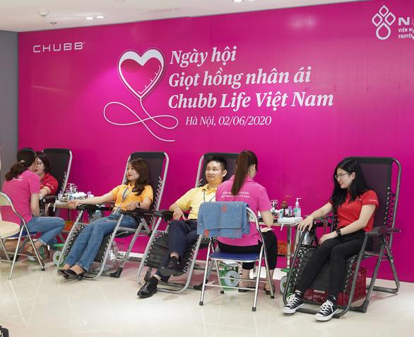 Chubb Life Việt Nam chung tay vì cộng đồng - Ảnh 1.