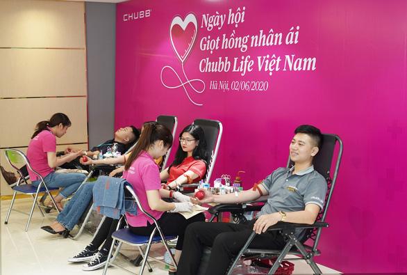Chubb Life Việt Nam chung tay vì cộng đồng - Ảnh 2.
