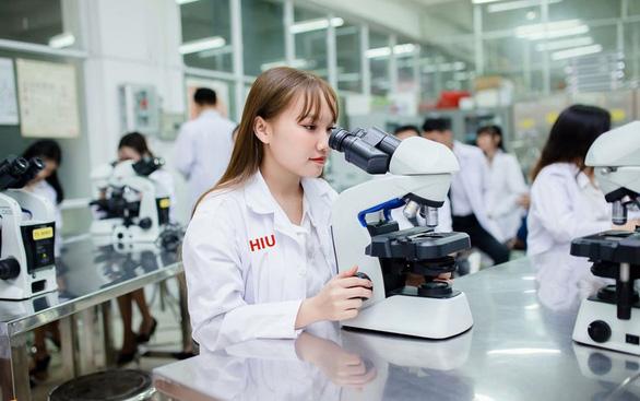 Đại học Quốc tế Hồng Bàng tuyển sinh liên thông đại học chính quy 2020 - Ảnh 1.