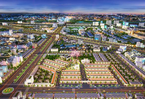 Victory City: Đô thị dành cho chuyên gia tại Bình Dương - Ảnh 3.