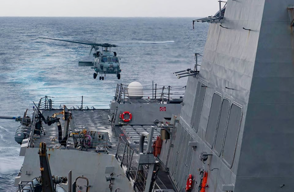 Mỹ gửi tín hiệu gì qua công hàm Biển Đông? - Ảnh 1.