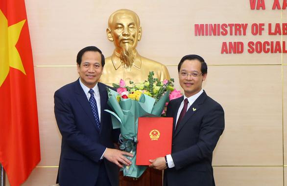 Ông Trương Anh Dũng làm tổng cục trưởng Tổng cục Giáo dục nghề nghiệp - Ảnh 1.
