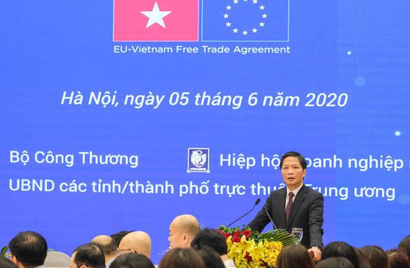 Bộ trưởng Công thương: EVFTA giúp Việt Nam thu hút chuyển dịch đầu tư - Ảnh 1.