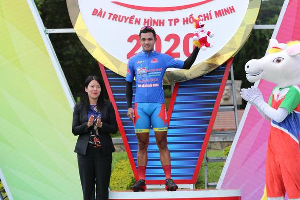 Tay đua Nguyễn Tấn Hoài níu kéo hi vọng - Ảnh 3.