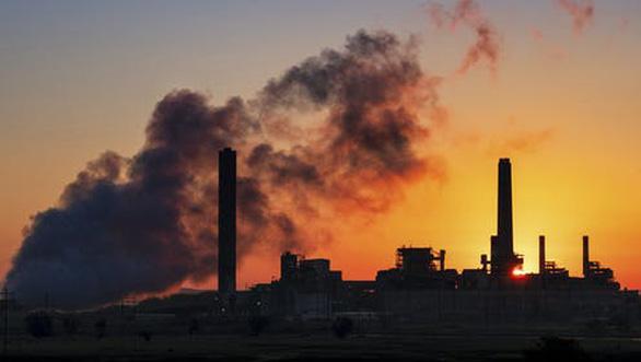 Nồng độ khí thải nhiều nơi tăng kỷ lục trở lại - Ảnh 1.