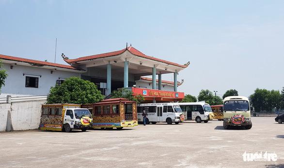 Bắt giam cựu trưởng Đài hóa thân hoàn vũ Nam Định - Ảnh 1.