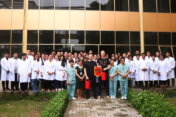 Điều dưỡng, Kỹ thuật xét nghiệm y học Đại học Tân Tạo: Học Việt Nam, chuẩn Hoa Kỳ - Ảnh 3.