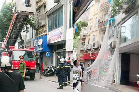 Công an giăng lưới bắt nghi phạm đánh 2 chị em ở Bình Thuận trốn trong nhà dân ở Hà Nội - Ảnh 1.