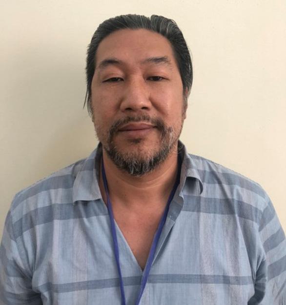 Bắt ông Đinh Hồng Hải về hành vi lừa đảo quanh dự án khu nhà ở phường Bình An, quận 2 - Ảnh 1.