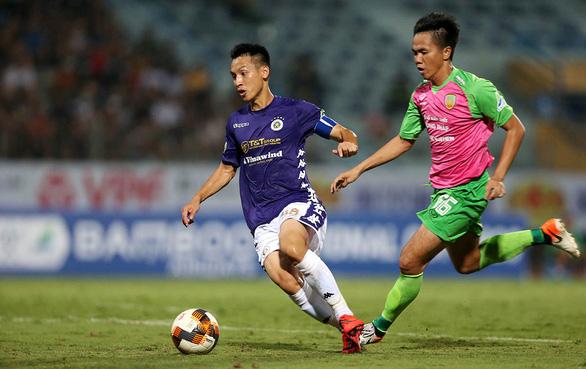 Vòng 3 V-League 2020, Hà Nội - Hoàng Anh Gia Lai: Đảm bảo an ninh và phòng chống dịch - Ảnh 1.