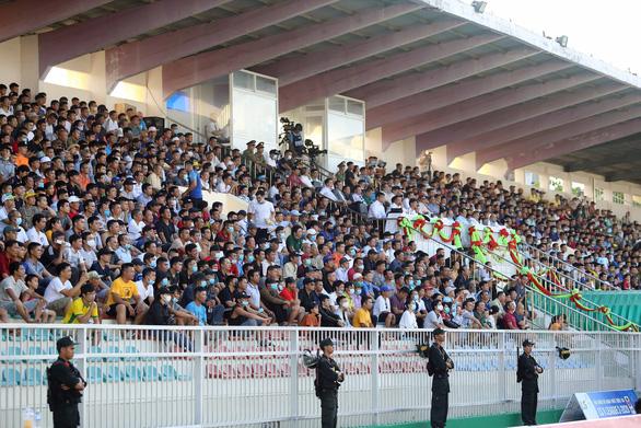 Bình Định vùi dập Đắk Lắk 4-0 trong ngày khai mạc Giải hạng nhất 2020 - Ảnh 2.