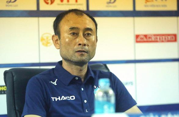 HLV Lee Tae Hoon: Dù thua nhưng Tuấn Anh chơi xuất sắc nhất đội - Ảnh 1.