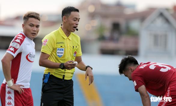 Cầu thủ Hải Phòng học sao bóng đá thế giới cách cản đá phạt - Ảnh 5.