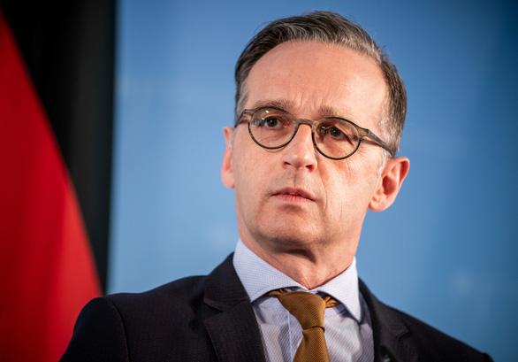 Ngoại trưởng Đức tuyên bố quan hệ với Mỹ phức tạp - Ảnh 1.