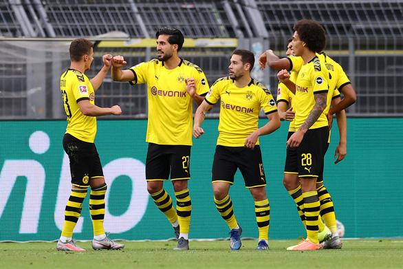 Dortmund chưa từ bỏ hi vọng vô địch - Ảnh 2.