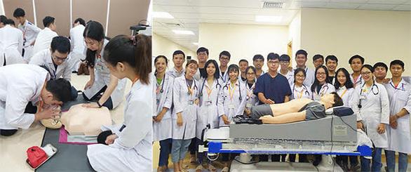 Đào tạo ngành Bác sĩ Đa khoa và Bác sĩ Răng-Hàm-Mặt tại ĐH Duy Tân - Ảnh 5.
