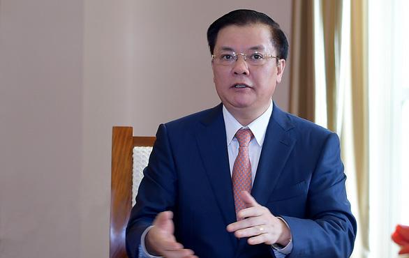 Bộ trưởng Tài chính Đinh Tiến Dũng: Khẩn trương giảm thuế, nuôi dưỡng nguồn thu - Ảnh 3.