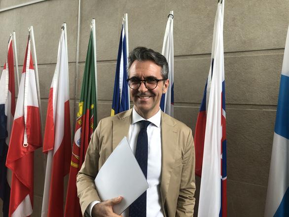 Đại sứ EU: Thương mại đi trước, đầu tư tiếp bước theo sau với EVFTA - Ảnh 1.