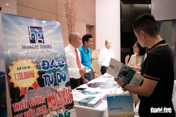 Nhiều tour du lịch Quảng Ninh hấp dẫn cho du khách Đà Nẵng - Ảnh 1.