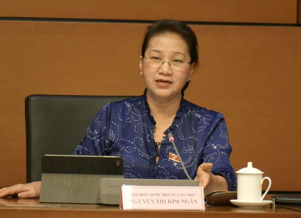 Chủ tịch Quốc hội: Việt Nam không giấu dịch COVID-19 - Ảnh 1.