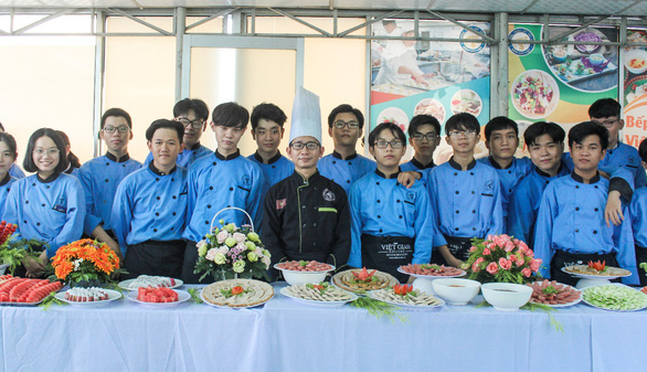 Tuyển sinh lớp 10: 9 lợi ích khi học tại Trung Cấp Việt Giao - Ảnh 1.