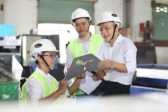 Nhà máy Elipsport chi 10 triệu USD tập trung sản xuất - Ảnh 5.
