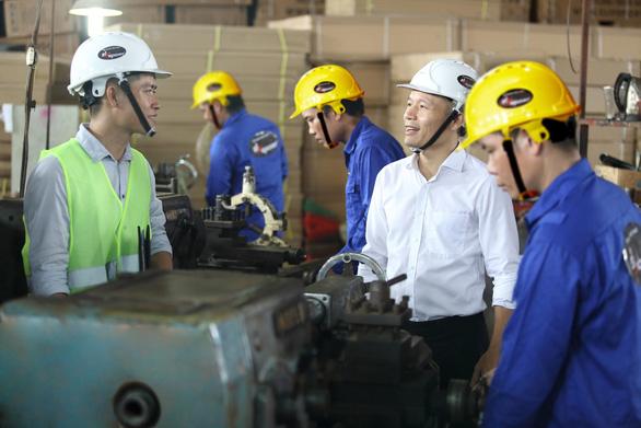 Nhà máy Elipsport chi 10 triệu USD tập trung sản xuất - Ảnh 6.