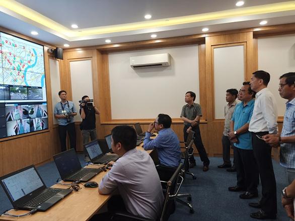 Đoàn tỉnh Bạc Liêu học kinh nghiệm xây dựng đô thị thông minh của TP.HCM - Ảnh 1.