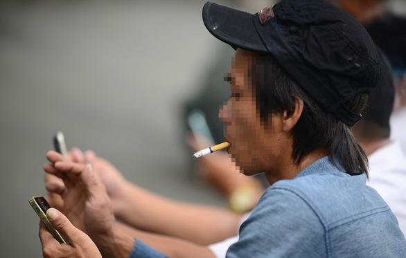 Ngăn tác hại của thuốc lá từ học đường - Ảnh 1.