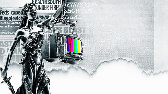 Trial by Media: Công lý như cán cân và truyền thông là đòn gánh - Ảnh 1.