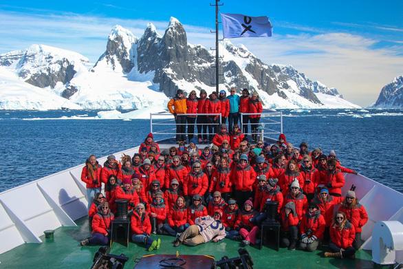 Các nước giảm nghiên cứu ở Nam Cực để ngăn virus corona đột nhập - Ảnh 1.