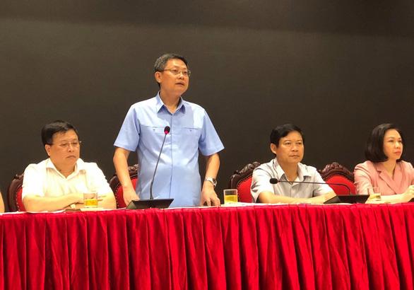 Nếu vỡ ống cấp nước sông Đà, Hà Nội đặt mục tiêu khắc phục trong 10 tiếng - Ảnh 1.