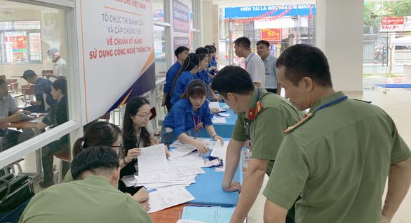 Ngày 27-8 công bố kết quả thi tốt nghiệp THPT - Ảnh 1.