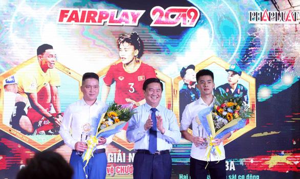 Nén đau thi đấu ở SEA Games 2019, Chương Thị Kiều đoạt giải Fair Play 2019 - Ảnh 4.