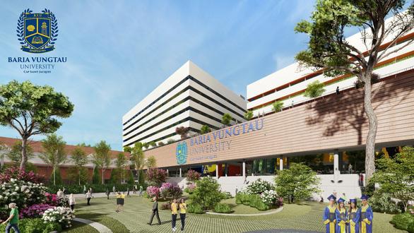 Đại học BVU có tên trong bảng xếp hạng đại học thế giới - Ảnh 2.