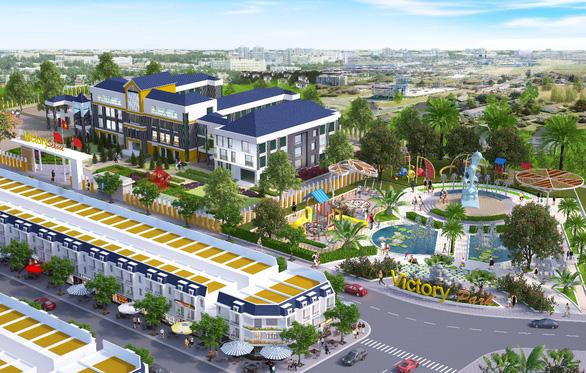 5 lý do nên đầu tư vào khu đô thị Victory City - Ảnh 3.
